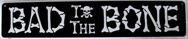 Bad To The Bone 1