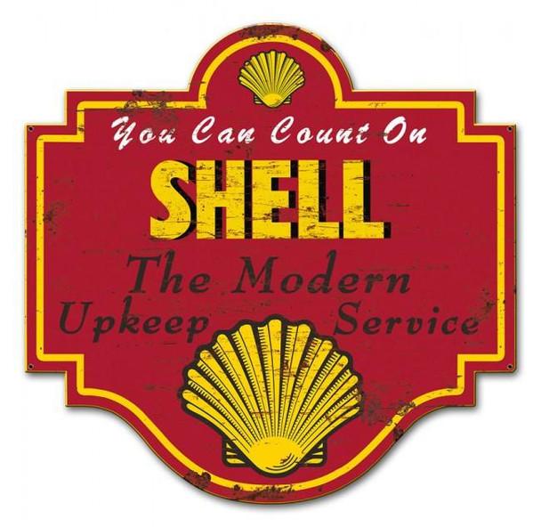 Shell The Modern Upkeep Service ( Rustic )