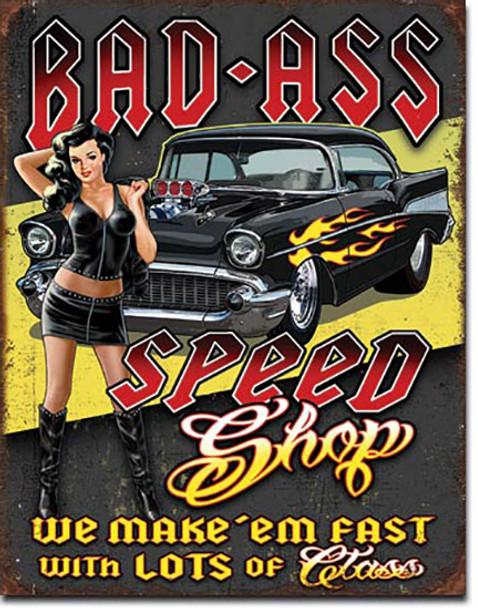 Bad Ass Speed Shop