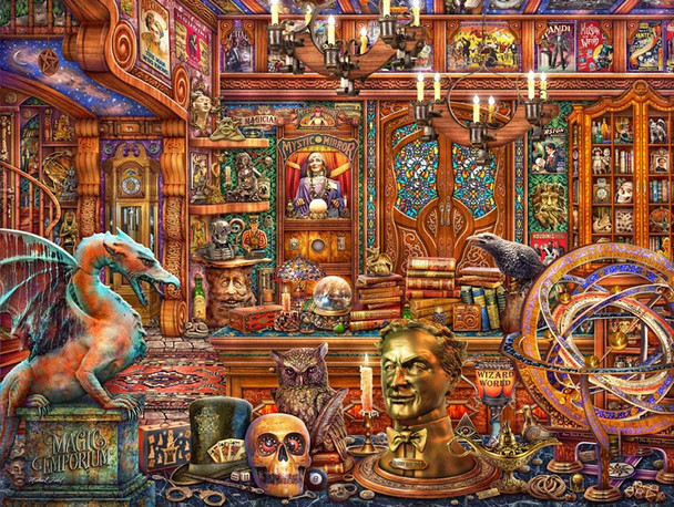 Magic Emporium by Michael Fishel