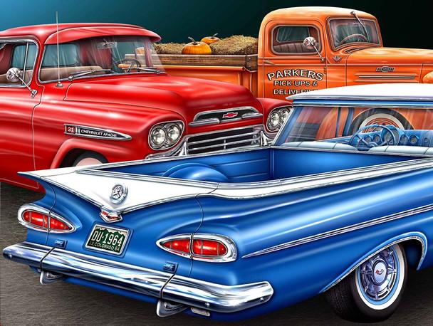 Heavy Chevys
