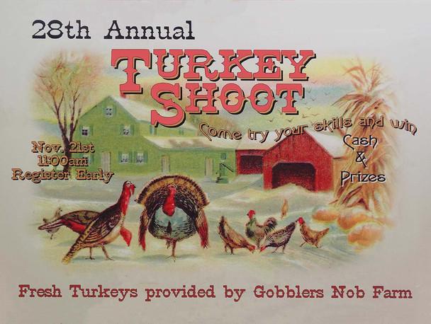 28th Annual Turkey Shoot