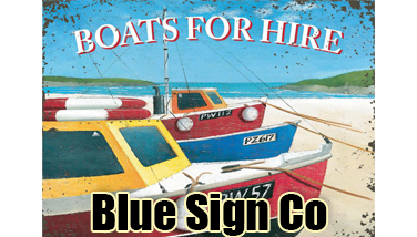 Blue Sign Co