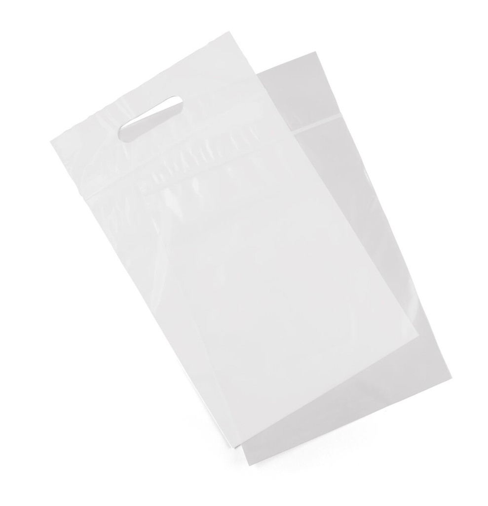 Resealable Bag with Handle | MH Eye Care Product