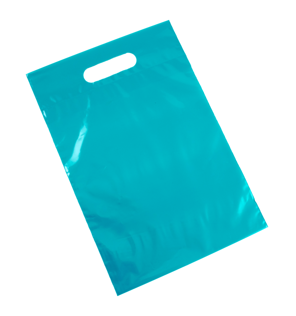 Die Cut Handle Bag - Medium