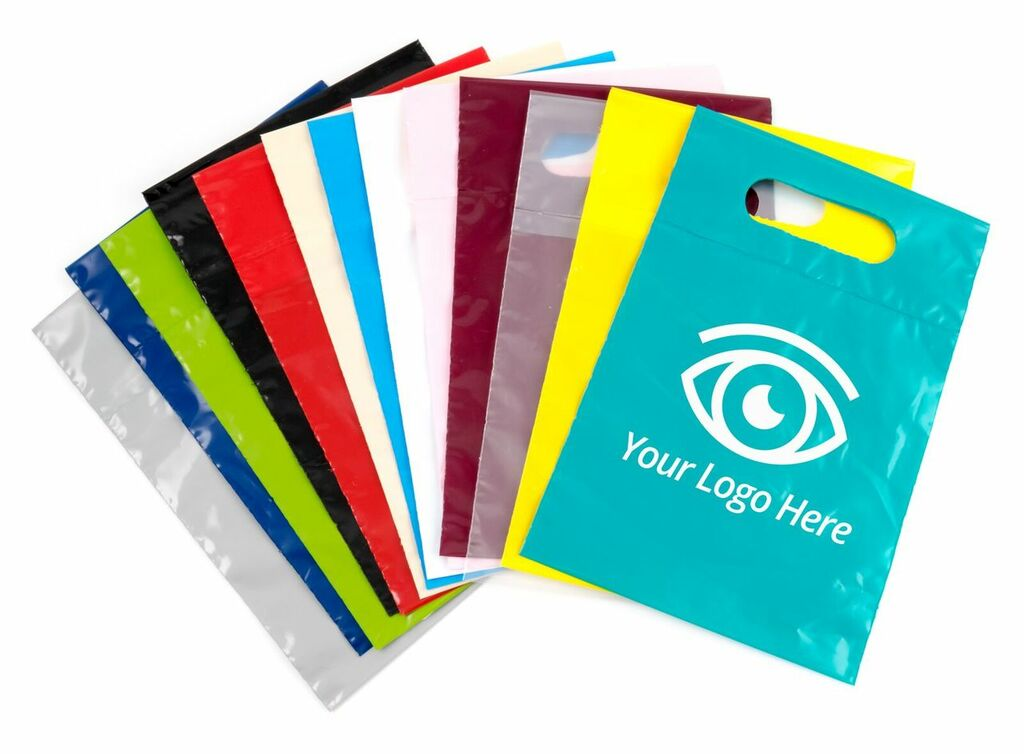 Die Cut Handle Bag - Medium | MH Eye Care Product