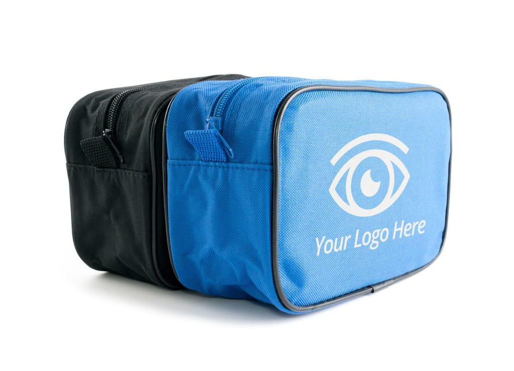 Premium Zippered Top-Load Bag (Sample) | MH Eye Care Product