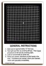 Magnetic Amsler Grid