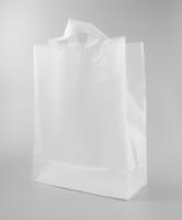 Frosted Shopper Bag