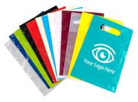 Die Cut Handle Bag - Large (Sample) | MH Eye Care Product