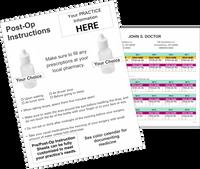 Patient Instruction Sheets