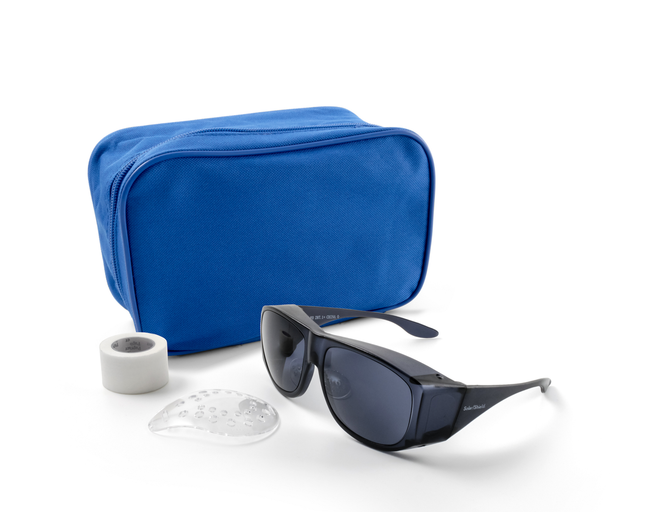 61074adc35 ... Premium Zippered Bag - Cataract Post-Op Kit ...