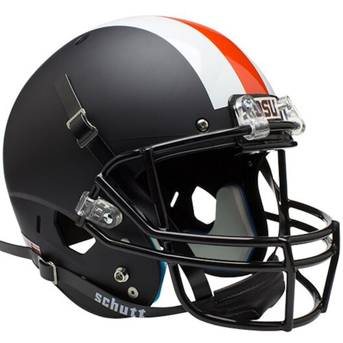 Oregon State Beavers Alternate Black Schutt Full Size Replica XP Football Helmet