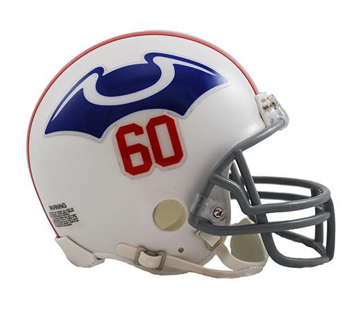 New England Patriots 1960 Riddell Mini Helmet