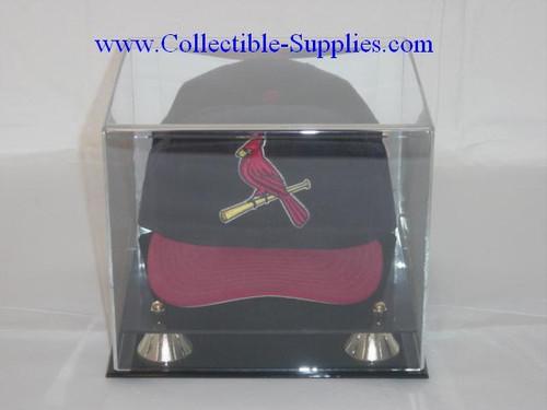 DELUXE FOLDED CAP HAT DISPLAY CASE