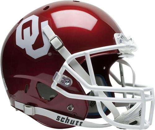Oklahoma Sooners Schutt Full Size Replica XP Football Helmet