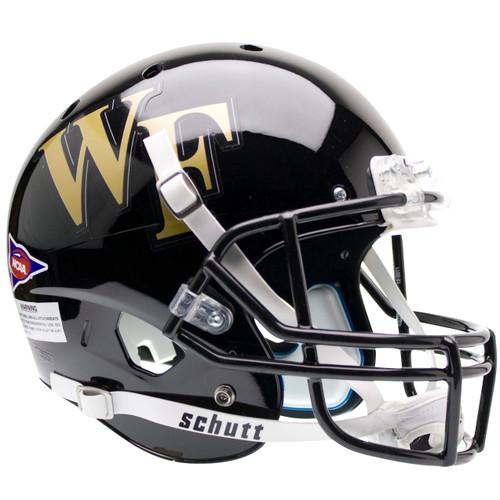 Wake Forest Demon Deacons Schutt Full Size Replica XP Football Helmet