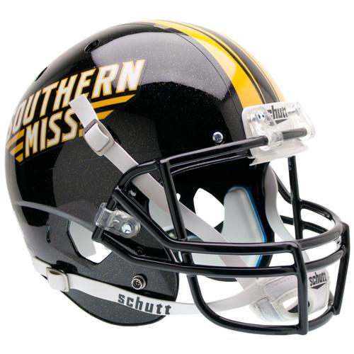 Southern Miss Golden Eagles Schutt Full Size Replica XP Football Helmet