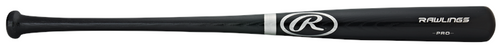 Rawlings MLB PRO MODEL Black Replica Baseball Bat