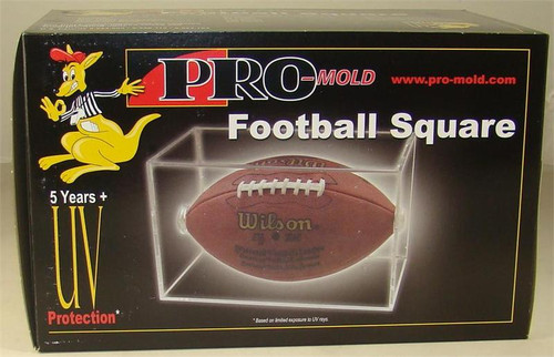 Pro-Mold Football Cube with UV Protection