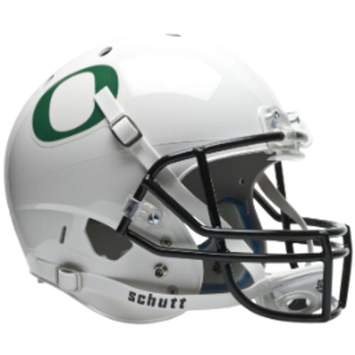 Oregon Ducks Schutt Full Size Replica Helmet - White