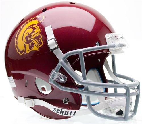 USC Trojans Schutt XP Full Size Replica XP Football Helmet