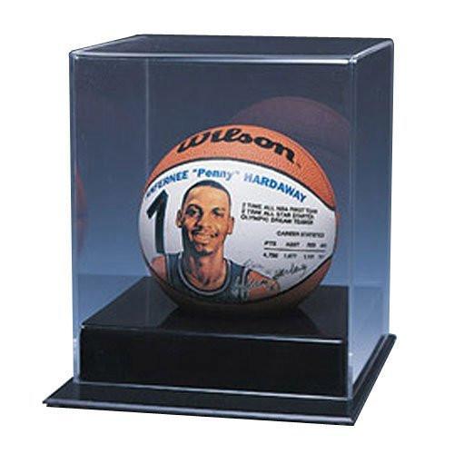 Deluxe Mini Basketball Display Case (No Mirror)