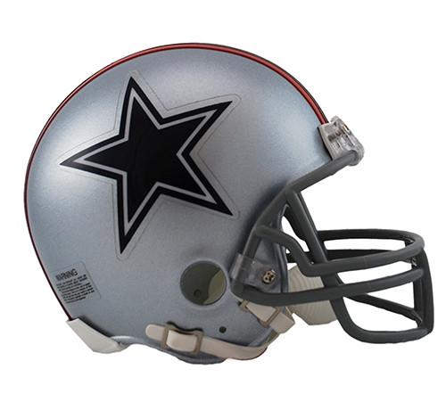 Dallas Cowboys 1976 Riddell Mini Helmet