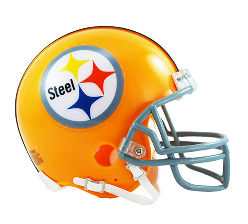 Pittsburgh Steelers 1962 Riddell Mini Helmet