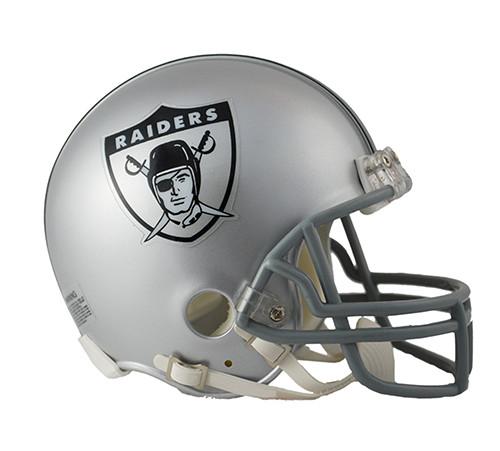 Oakland Raiders 1963 Riddell Mini Helmet