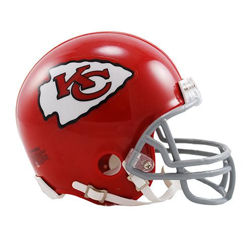 Kansas City Chiefs 1963-73 Riddell Mini Helmet