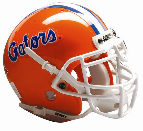 Florida Gators Schutt Full Size Authentic Helmet