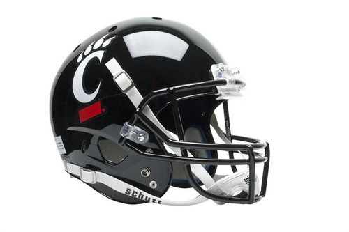 Cincinnati Bearcats Schutt Full Size Replica XP Football Helmet