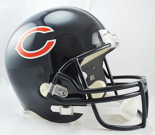 Chicago Bears Riddell Full Size Replica Helmet