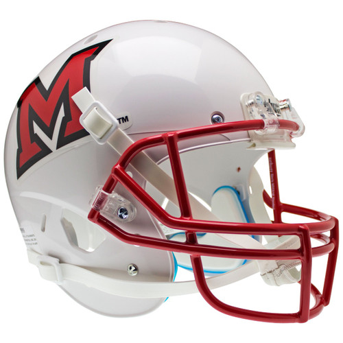 Miami-Ohio Redhawks Schutt Full Size Replica XP Football Helmet