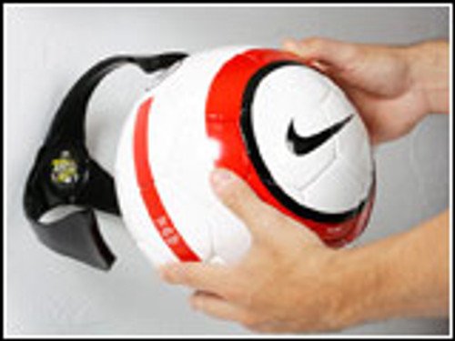 Soccer Ball Claw Wall Display Holder
