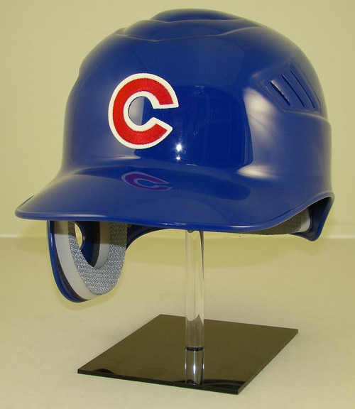 Chicago Cubs Blue Home Rawlings Coolflo REC Full Size Baseball Batting Helmet