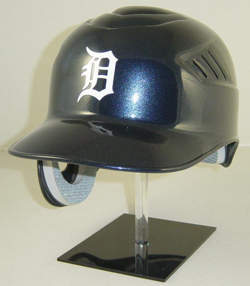 Detroit Tigers (White Logo) Home Rawlings Coolflo REC Full Size Baseball Batting Helmet