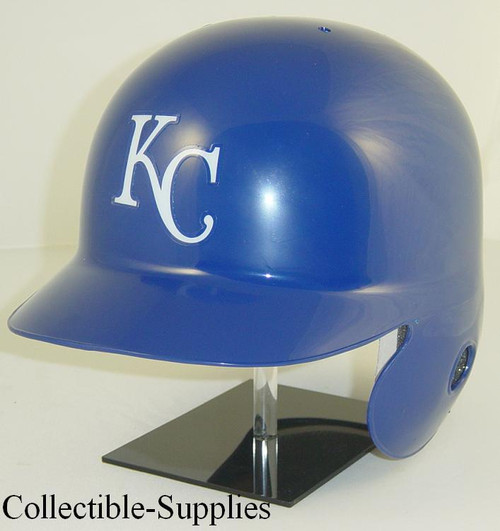 Kansas City Royals Rawlings Classic LEC Full Size Baseball Batting Helmet