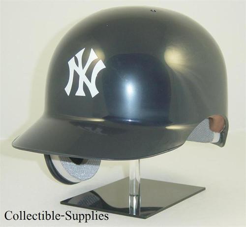 New York Yankees Navy Blue Rawlings Classic  REC Full Size Baseball Batting Helmet