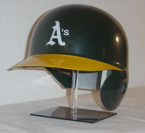 Oakland A's Rawlings Classic LEC Full Size Baseball Batting Helmet