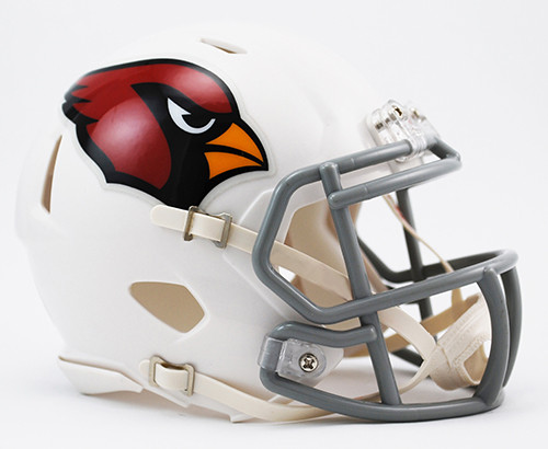Arizona Cardinals Revolution SPEED Mini Helmet