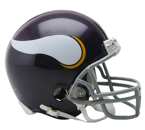 Minnesota Vikings 1961-79 Riddell Mini Helmet