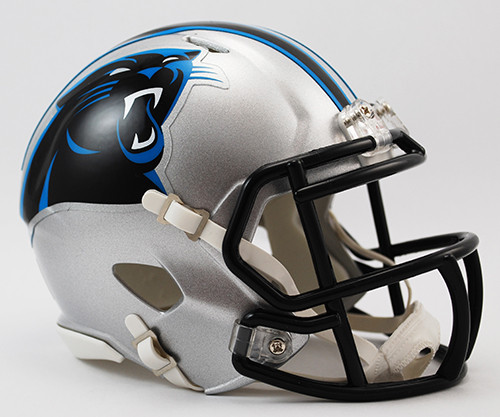 Carolina Panthers Revolution SPEED Mini Helmet