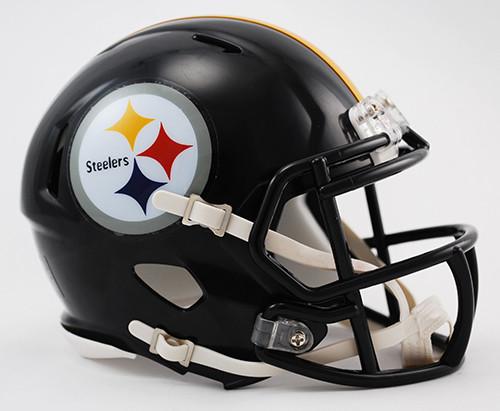 Pittsburgh Steelers Revolution SPEED Mini Helmet
