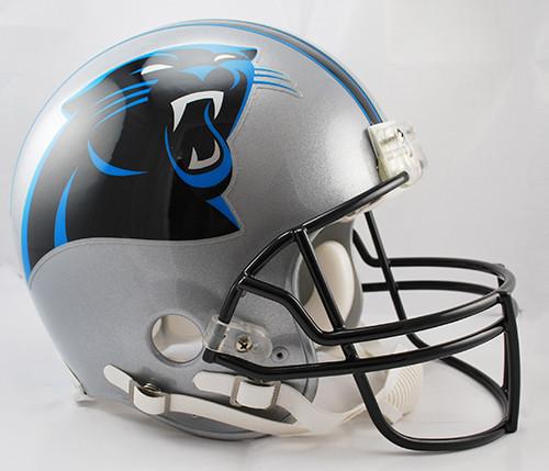 Carolina Panthers Riddell Full Size Authentic Proline Helmet