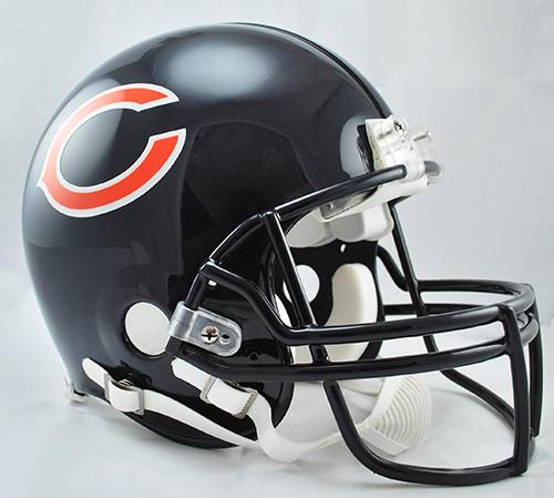 Chicago Bears Riddell Full Size Authentic Proline Helmet