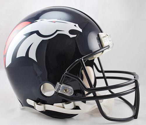 Denver Broncos Riddell Full Size Authentic Proline Helmet