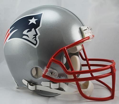 New England Patriots Riddell Full Size Authentic Proline Helmet