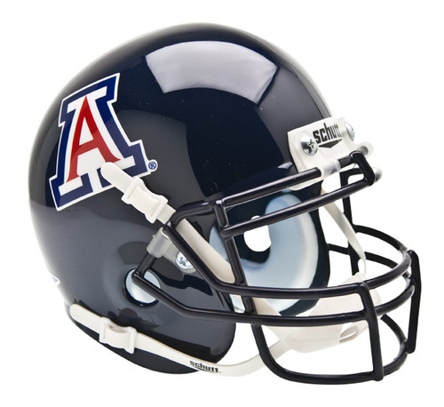 Arizona Wildcats Schutt Mini Authentic Football Helmet